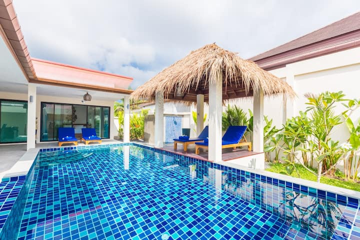 Warm Place for Family with Pool