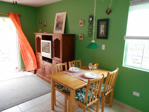 Sea Grape is a charming one bedroom apartment