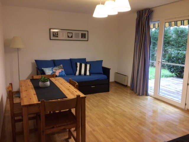 Petite villa dans village vacances à Vieux-Boucau - Soustons - Serviced apartment