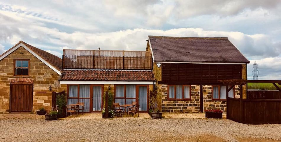 Mount Bank Farm - Holiday let (with hot tub)
