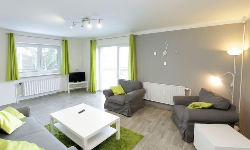 apartmán pod skálou - Koberovy - Dům