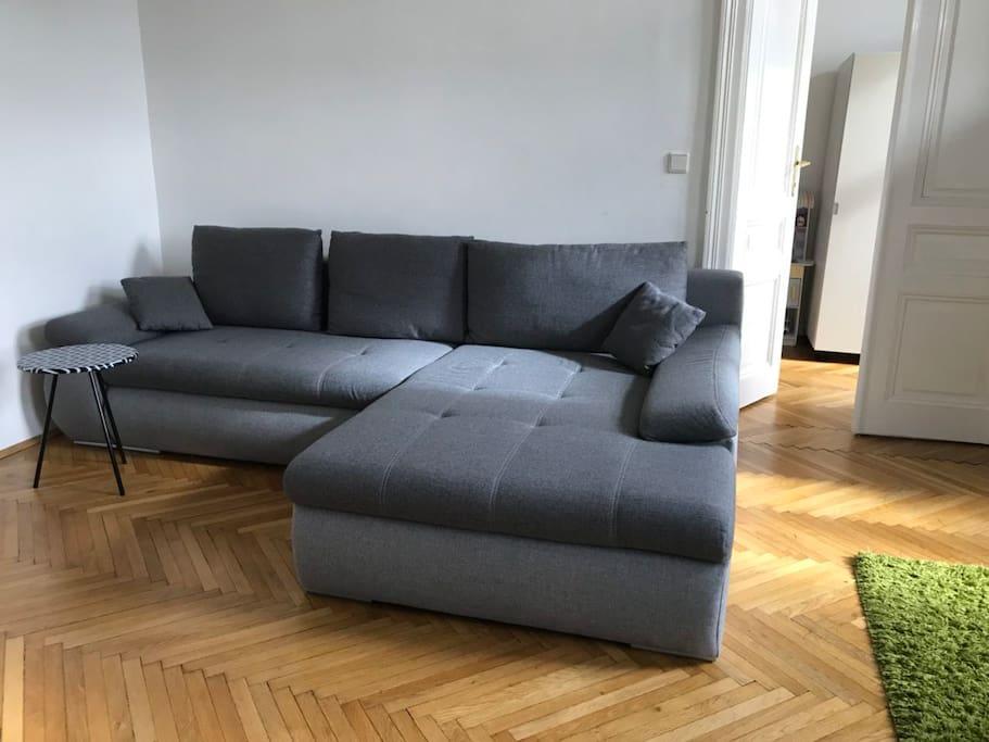 Living room/Wohnzimmer