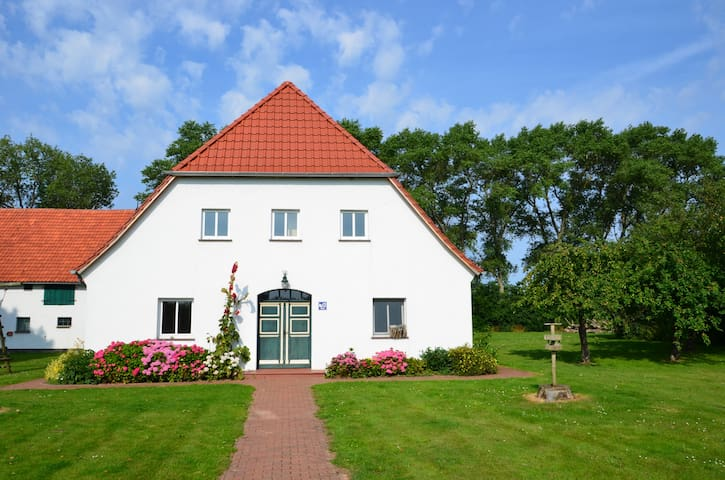 Holsteinhaus-Zirmoisel:  Ruhe&Natur - Rappin - Hus