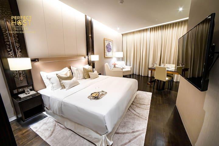 Executive King Suite at Pavilion Bukit Bintang