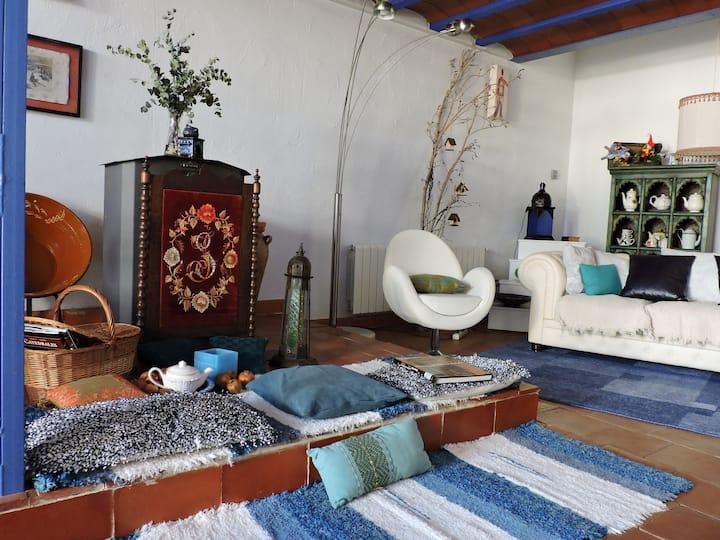 SANTA ANA, habitación con baño: La Mancha - Toledo