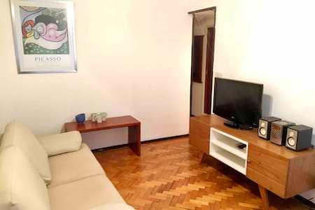 Entire home/apt 4beds fully equipped near SanTelmo