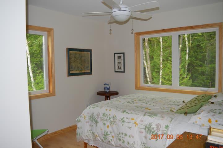 Bed & Breakfast in Hannawa Falls Room #2