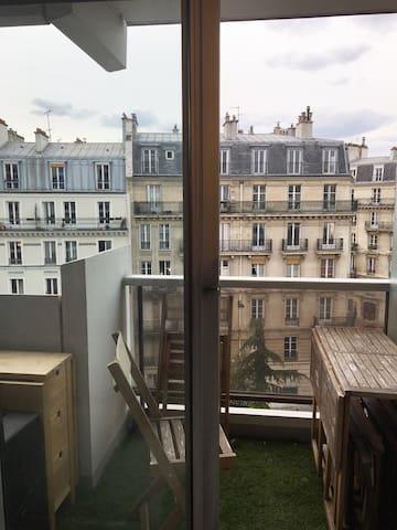 Charmant studio au coeur du quartier latin! - Paris - Wohnung