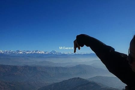 Everest view Nagarkot Resort