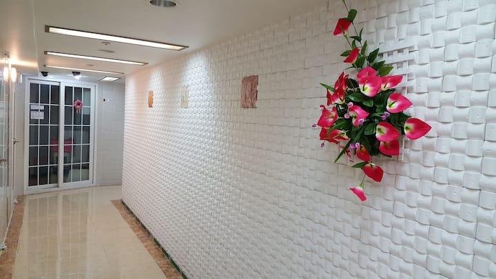 Hyundai moters/AT Center/Kotra/single room No.313