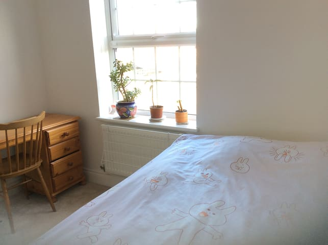 Double room DH 1 , 6 minuets walk to Ustinov / JB