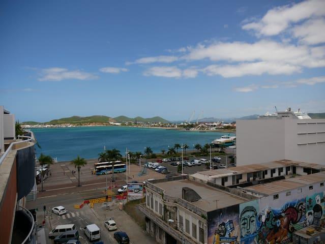 2 pièces d'exception idéalement situé centre-ville - Nouméa - Wohnung