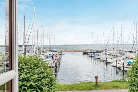Cozy Cottage in Ebeltoft Jutland with Harbour view