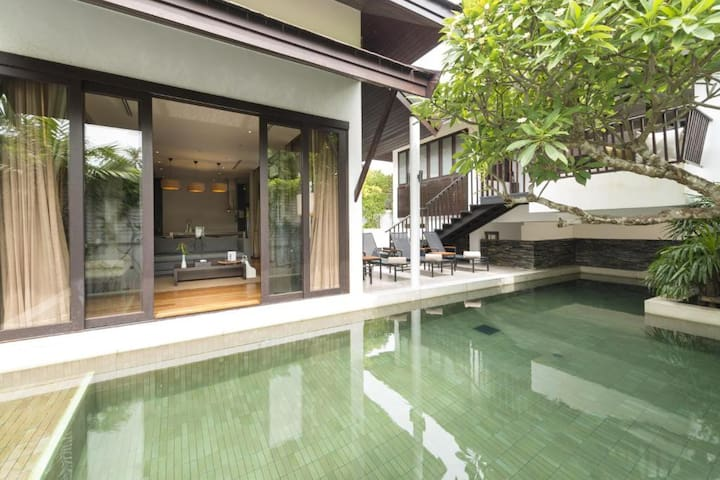 3 Bedroom Suite Pool Villa - MONTHLY ROOM ONLY
