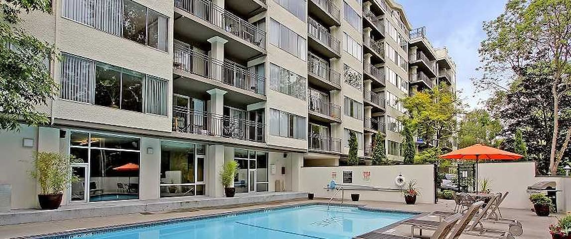1 Bedroom Apartment Near Northgate - Seattle - Apartment