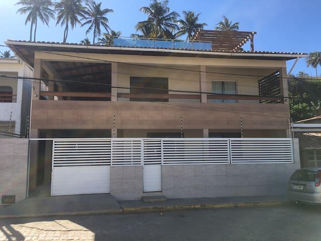 Casa de praia em Barra do Cunhau/RN
