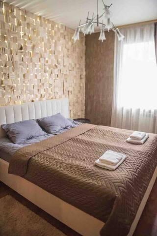 Спальня #1