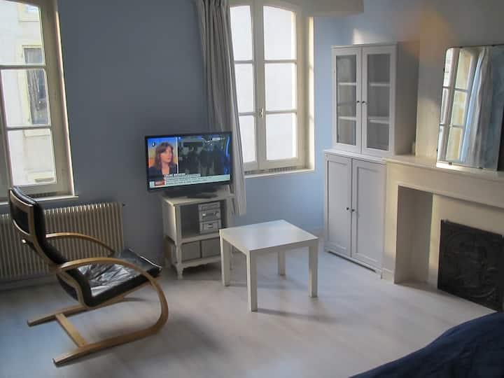 T1 sympa et calme au 2ème étage centre de Metz