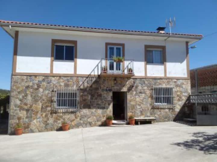 Full Farmhouse Next to Santiago de Compostela