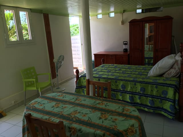 Studio Villa des Îles - Baillif - Appartement