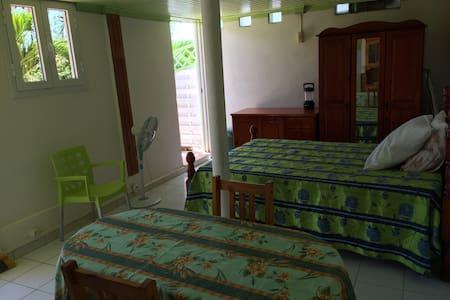 Studio Villa des Îles - Baillif - Wohnung