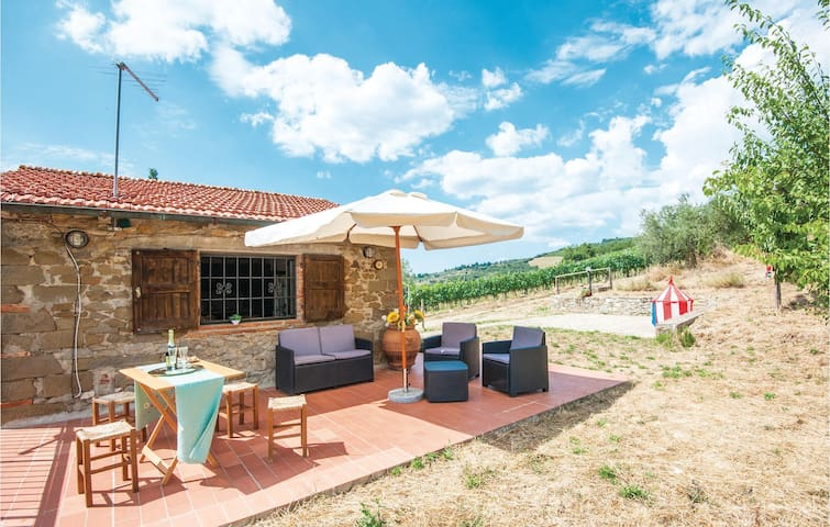 Holiday cottage with 2 bedrooms on 55m² in Greve in Chianti -FI-