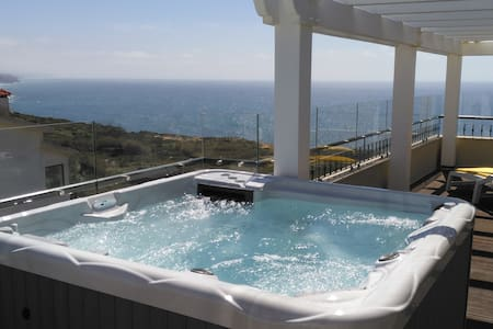 The Sea Duplex Penthouse - SPA