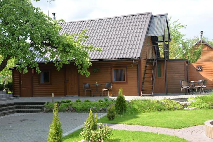 Trakai, Private Cottage (2 rooms) - Trakai - Vila