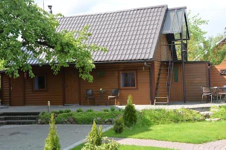 Trakai, Private Cottage (2 rooms) - Trakai - Casa de campo