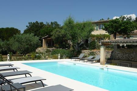 """Villa Bonnieux"" charm and comfort in Luberon"