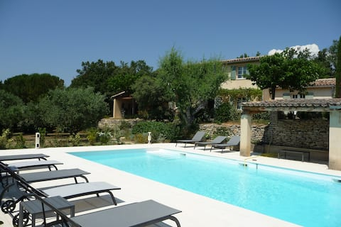 """""""Villa Bonnieux"""" charm and comfort in Luberon"""