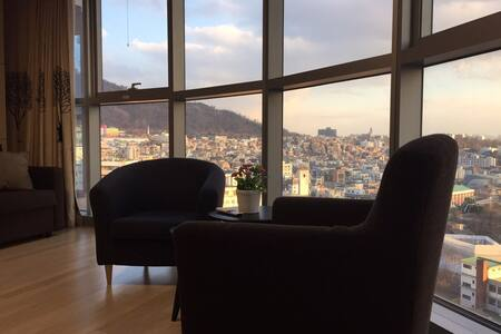 Luxury 2BR☆Seoul Station☆Great View