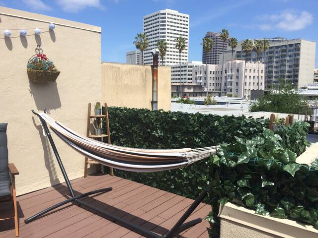 Cozy Lake Merrit Apt with parking! - Oakland - Apartment