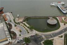Complexo Ver-O-Rio - Acesso por linha urbana