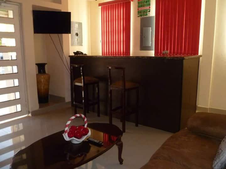 """Hospedaje TIPO HOTEL """"LAS TORRES"""", dia/mes/año."""