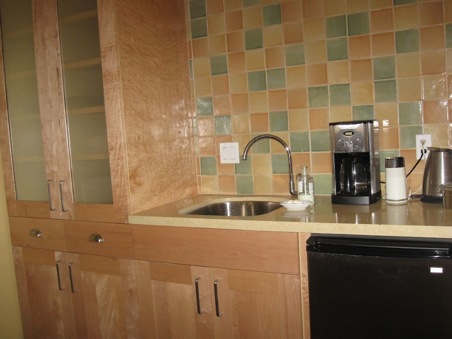 Kitchenette of Guest House