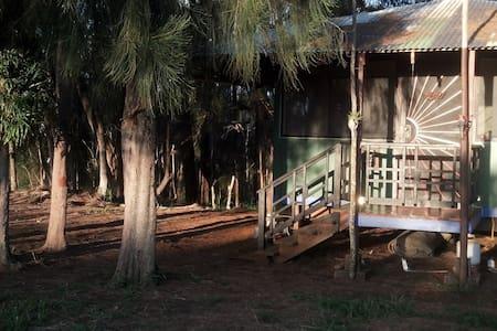 DRAGON CABIN - HALE MO`O - Hawi - Cabin