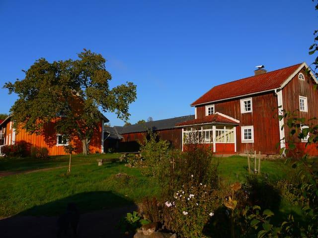 Ferien bei Bullerbü, Haus Selma - Mariannelund - Casa