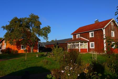Ferien bei Bullerbü, Haus Selma - Mariannelund - Ev