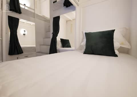 【SYRI Boutique Guesthouse】6 Female Cabin - 1 Lower