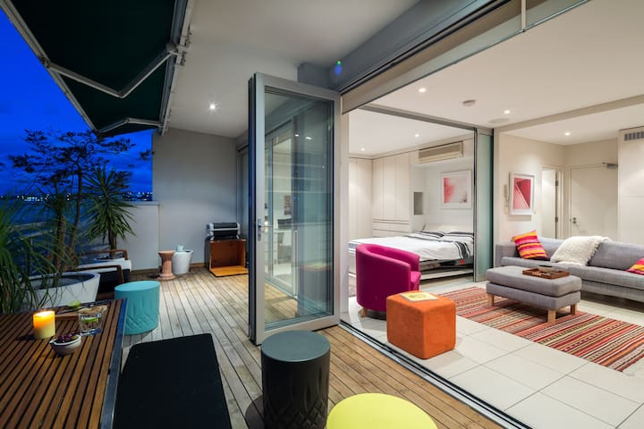 Sunny luxury Bondi Beach pad - Bondi Beach - Appartamento
