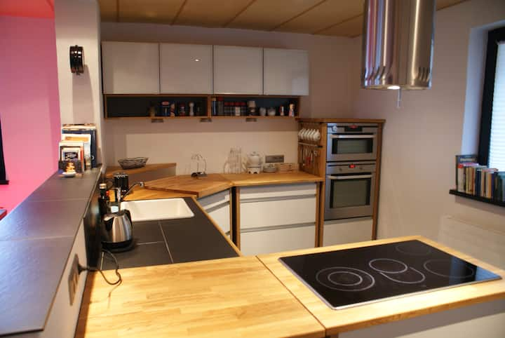 Catered 4 Bedrooms Apartment