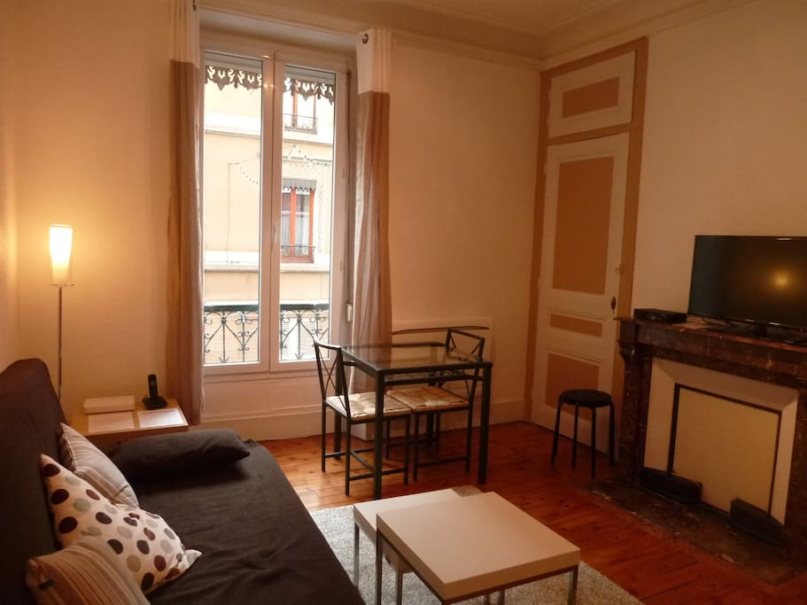 T2 meubl furnished 2 rooms appartements louer - Location appartement meuble grenoble particulier ...