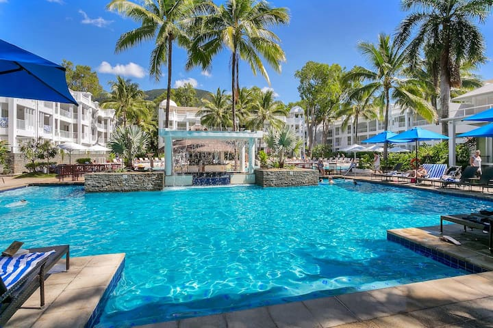 ❤️Peppers Beach Club❤️Luxury living in Palm Cove❤️