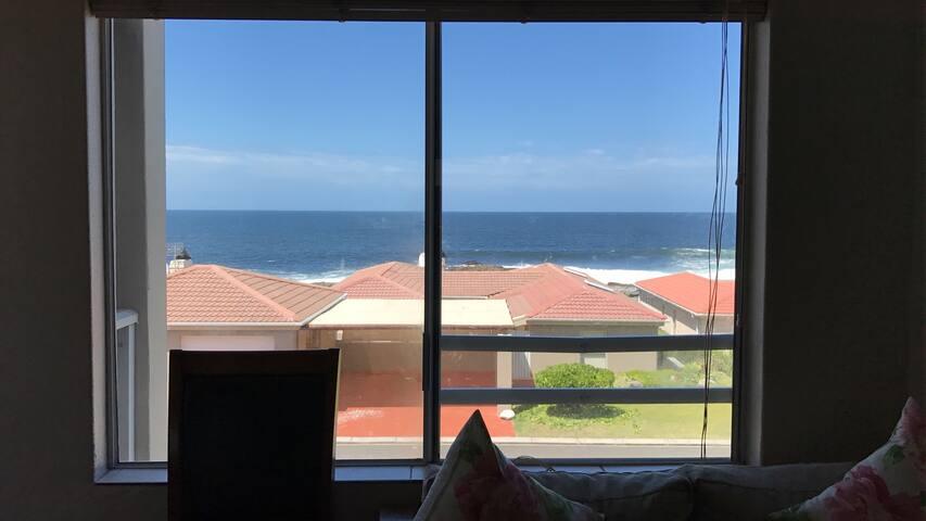 sea facing apartment - Hermanus - Daire