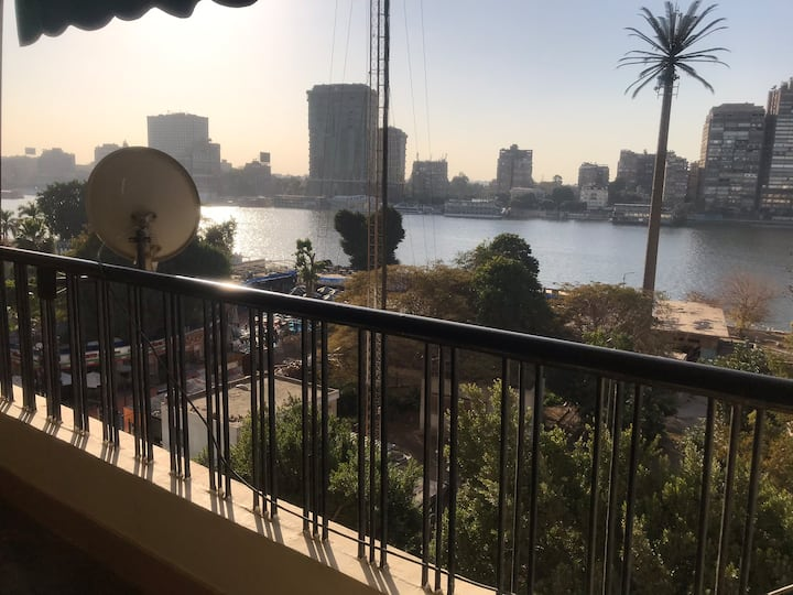 Heart of Cairo Studio with Amazing View