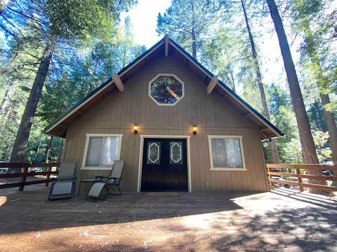 The Cascade Cabin