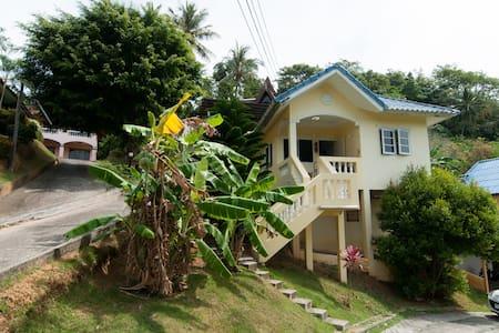 Single House Greenery, Kata hill - Rumah