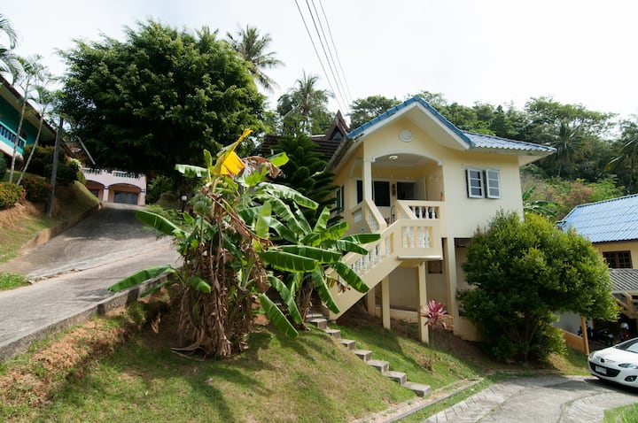 Single House Greenery, Kata hill