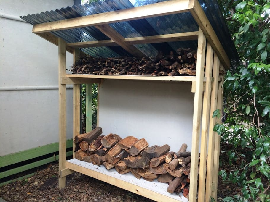 Firewood and kindling store is stocked up for the winter months June to August!
